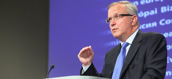 Rehn, Kıbrıs Sorununun Çözümünün Tam Zamanı