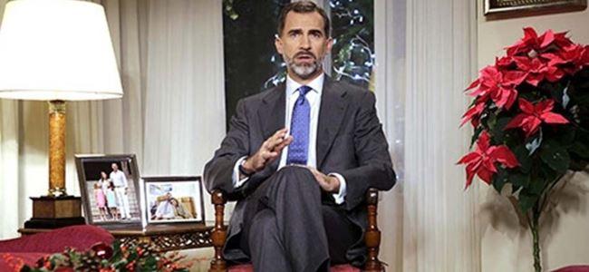 İspanya Kralı'ndan Noel mesajında 'yolsuzluk' vurgusu