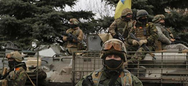 Ukrayna'da 370'dan fazla kişi