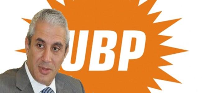 UBP'de Kriz Büyük