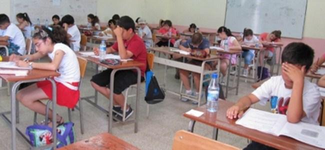 Kolejlere Giriş Sınavı'nın 2. Aşaması Yapılıyor