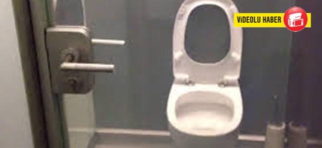 Böyle Tuvalet Görülmedi