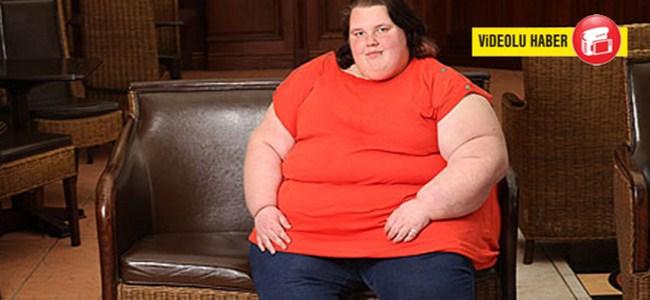 15 Yaşında 210 Kilo!