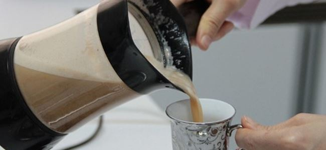 Kayısı çekirdeğinden kahve üretildi
