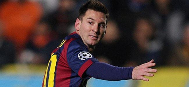 Barcelona'da Messi krizi!