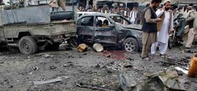 Pakistan'da İntihar Saldırısı: 7 Ölü, 68 Yaralı