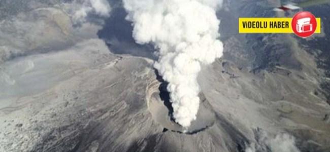Meksika'da yanardağ alarmı!