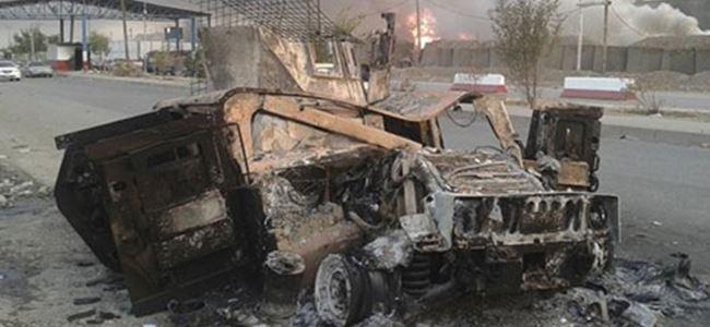 IŞİD'den Şengal'de peşmerge mevzilerine kanlı saldırdı