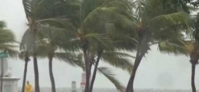 Madagaskar'da tropikal fırtına!