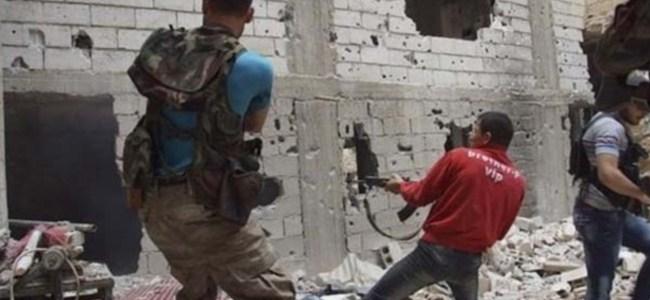 Suriye'de günlük ölü sayısı bu kez 62