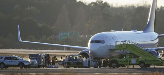 Atlanta Havaalanı'nda bomba ihbarı