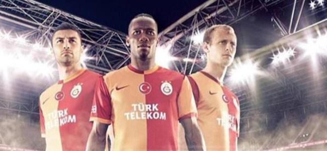 Galatasaray'dan Taraftarlarına Forma Sürprizi!