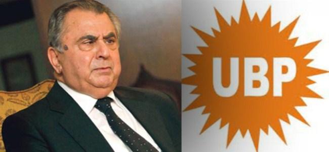 UBP'de  Güvensizlik Önergesi