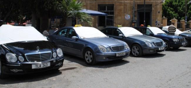 Taksiciler Tarifeye Zam Talebin de Bulundu