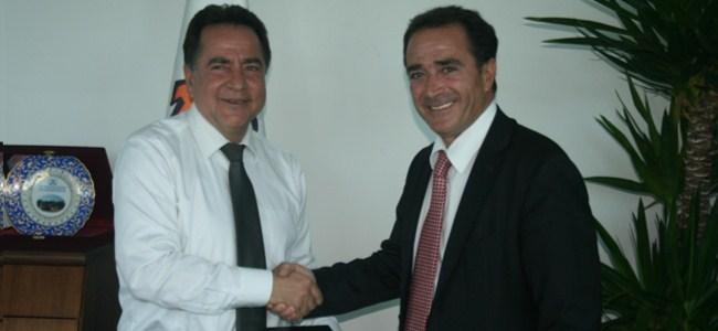 Fellahoğlu,Yeni Projeler İçin AB'dan Destek İstedi