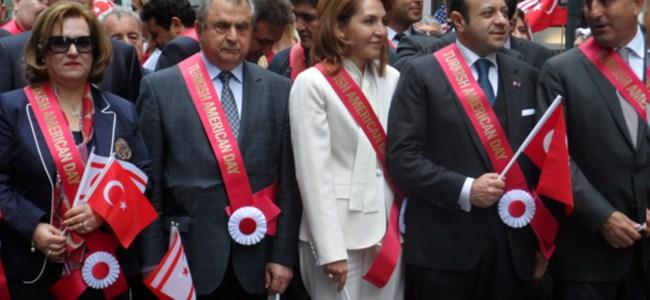 New York'ta 32. Türk Günü Yürüyüşü Gerçekleştirildi