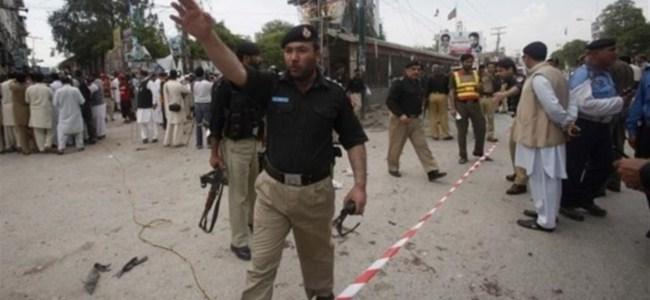 Pakistan'da Siyasi Lider Saldırıda Öldürüldü