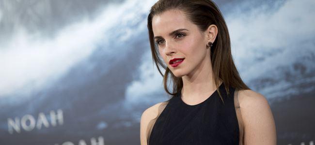 Emma Watson'dan Türk erkeklerine destek