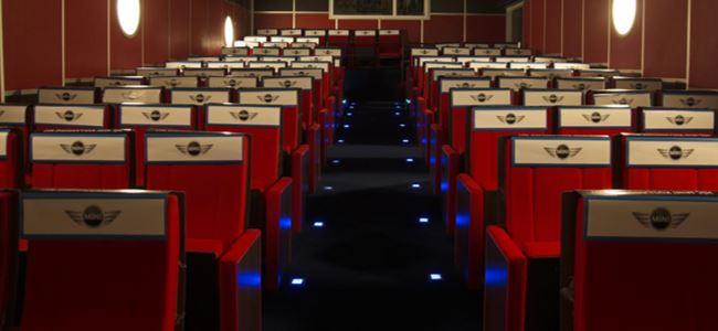 MINI'den sinema severlere sürpriz