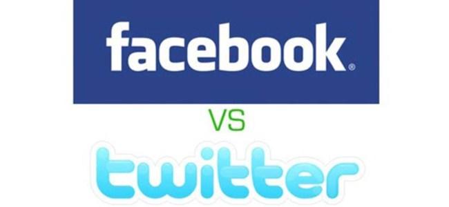 Facebook mu? Twitter mı?