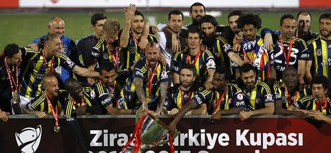 Ziraat Türkiye Kupası Fenerbahçe'nin
