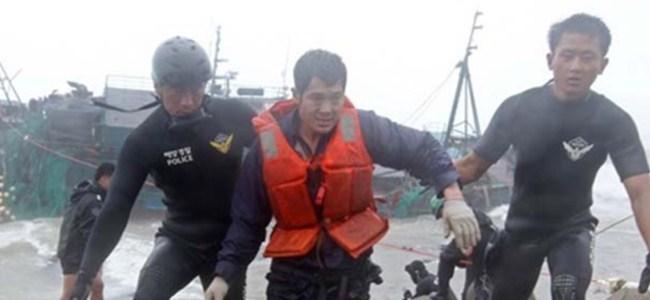 Çin'de Gemi Kazası: 6 Ölü
