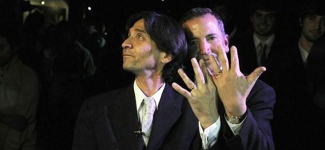 Fransa'da Eşcinsel İlk Nikah 29 Mayıs'ta