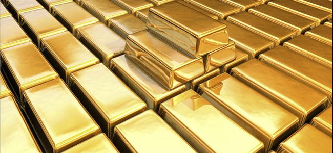 Altın zirvede