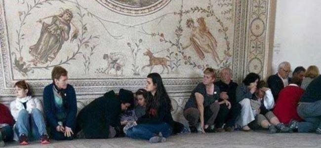 Tunus'ta Şok Saldırı!