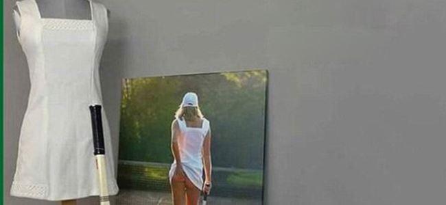 Wimbledon'ı karıştıran fotoğraf!