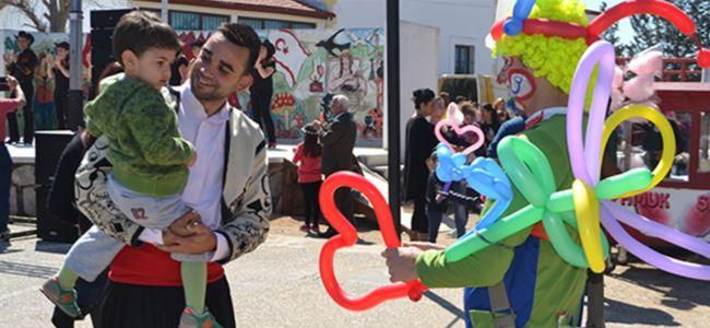 Lale Festivali renkli geçti