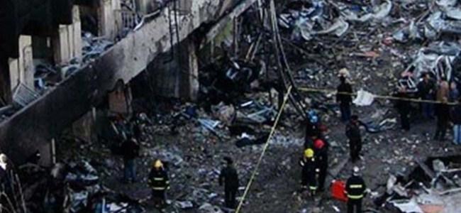 Irak'ta 12 Ayrı Yere Bombalı Saldırı
