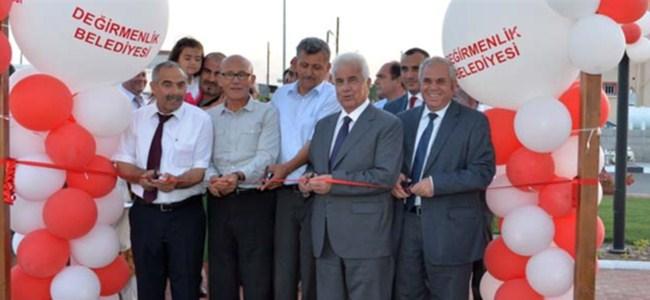 Gaziköy Sedat Çakır Sosyal Tesisleri Açıldı
