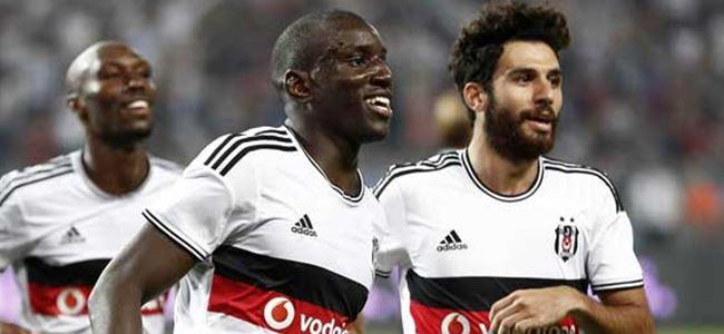 Demba Ba'dan Beşiktaş'a UEFA kolaylığı