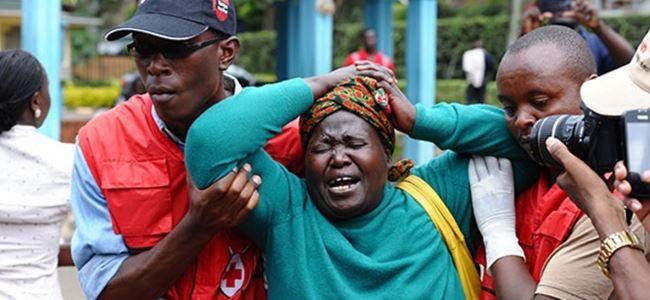 Kenya katliamında öğrenciden sevgilisine mesaj