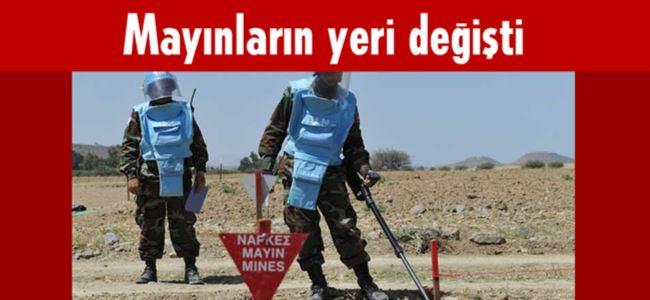 UNFICYP mayınlar konusunda uyardı