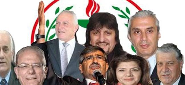 8 Milletvekili DP'ye Katıldı..