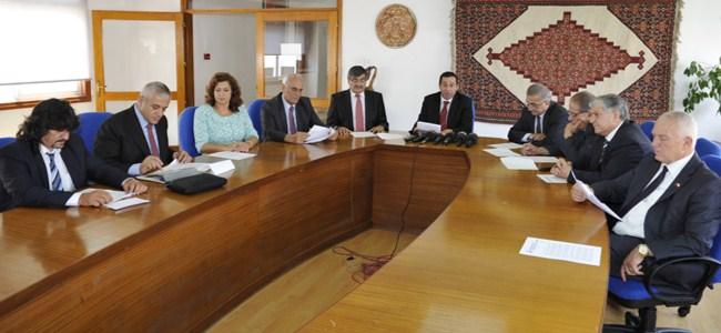 DP, Ulusal Güçler Basın Toplantısı Düzenledi