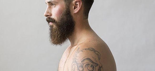 Erkekler neden sakal bırakır? Cevap maymunlarda...