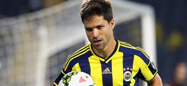 Fenerbahçe'de Diego depremi!