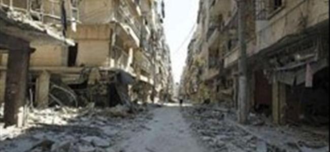 Fransa Suriye'ye yardıma başladı
