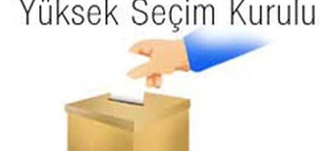 Erken Seçim İle İlgili Takvimi Açıkladı