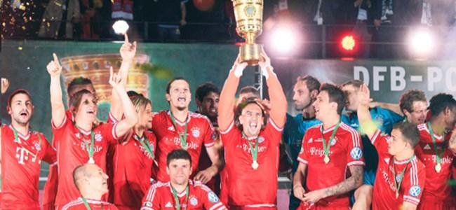 Bayern Kupaya Doymuyor!