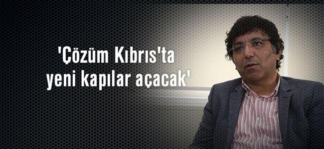 'Çözüm Kıbrıs'ta yeni kapılar açacak'