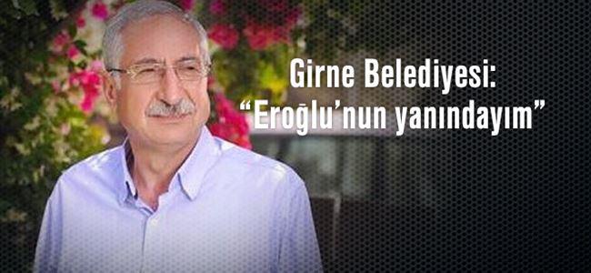 Girne Belediyesi kimi destekleyeceğini açıkladı