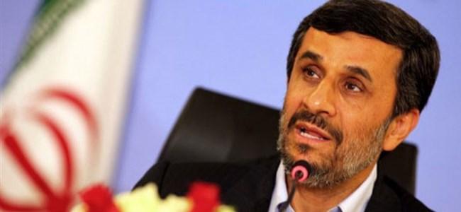 Ahmedinejad Helikopter Kazası Geçirdi