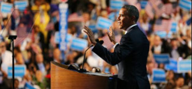 Obama: Adaylığı kabul ediyorum