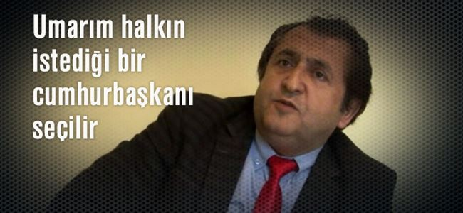 Bağımsız aday Mustafa Ulaş oyunu kullandı