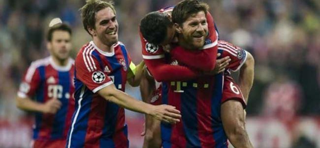 Bayern Münih 6-1 Porto