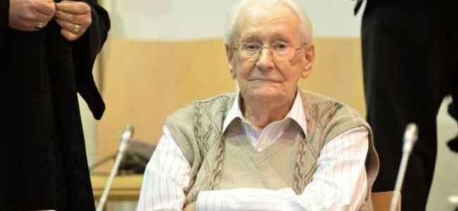 93 yaşındaki Nazi subayı özür diledi